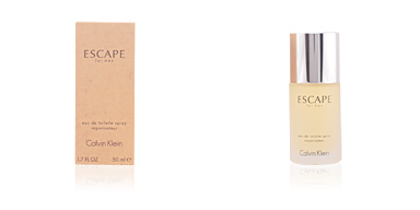 ESCAPE FOR MEN eau de toilette spray 50 ml Calvin Klein