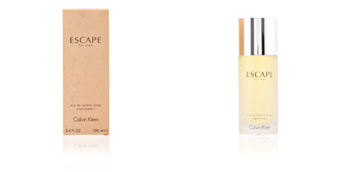 Calvin Klein ESCAPE MEN eau de toilette vaporizador 100 ml