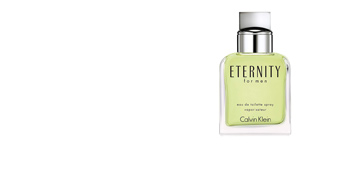 ETERNITY FOR MEN eau de toilette vaporizador 100 ml Calvin Klein