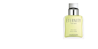ETERNITY FOR MEN after-shave Calvin Klein
