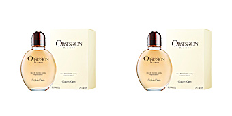 OBSESSION FOR MEN eau de toilette vaporizador Calvin Klein