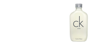 CK ONE eau de toilette spray 100 ml Calvin Klein