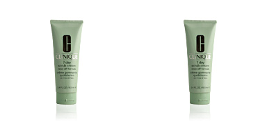 Face scrub - exfoliator 7 DAY SCRUB cream rinse off formula Clinique