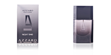 Azzaro AZZARO POUR HOMME NIGHT TIME eau de toilette vaporizador 100ml