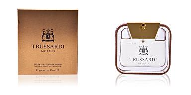 MY LAND eau de toilette vaporizador Trussardi