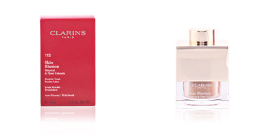 SKIN ILLUSION powder Clarins