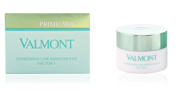 Eye contour cream PRIME AWF expression line reducer eye factor I Valmont