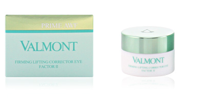 Eye contour cream PRIME AWF firming lifting corrector eye factor II Valmont