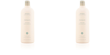 Amaciadores brilho SHAMPURE conditioner Aveda