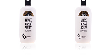 Alyssa Ashley MUSK gel douche limited edition 750 ml
