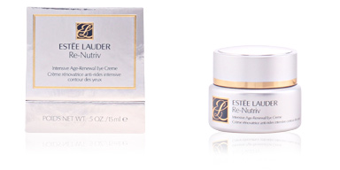 Dark circles, eye bags & under eyes cream RE-NUTRIV INTENSIVE age-renewal eye creme Estée Lauder