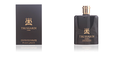 Aftershave UOMO after-shave lotion spray Trussardi