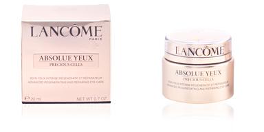 Lancôme ABSOLUE PRECIOUS CELLS crème yeux 20 ml
