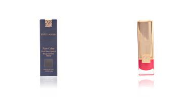 Estée Lauder PURE COLOR VIVID SHINE lipstick #poppy love 3,8 gr
