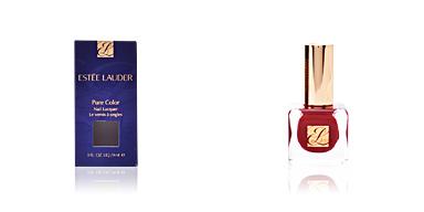 PURE COLOR nail lacquer #03-burgundy Estée Lauder