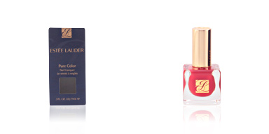 Estee Lauder PURE COLOR nail lacquer #21-pure red 9 ml