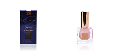 PURE COLOR nail lacquer #30-ballerina pink Estée Lauder