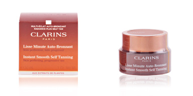 Facial SUN lisse minute auto-bronzant Clarins