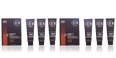American Crew PRECISION BLEND COFFRET #5-6 medium ash 3 pz