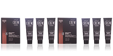 American Crew PRECISION BLEND SET #4-5 medium natural 3 pz