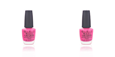 Opi NAIL LACQUER #NLE44-pink flamenco 15 ml