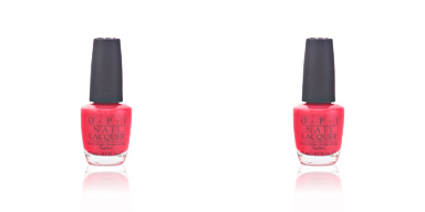 Opi NAIL LACQUER #NLH42-red my fortune cookie 15 ml