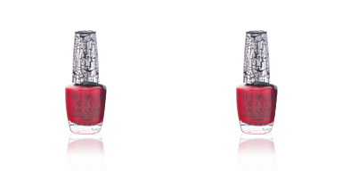 Opi NAIL LACQUER #NLE55-red shatter 15 ml