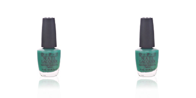 Opi NAIL LACQUER #NLH45-jade is the new black 15 ml