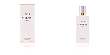 Chanel Nº 19 gel moussant flacon 200 ml