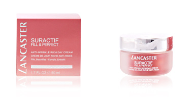 Lancaster SURACTIF FILL & PERFECT rich day cream 50 ml