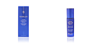 Dark circles, eye bags & under eyes cream SUPER AQUA-EYE SERUM hydratant intense yeux Guerlain