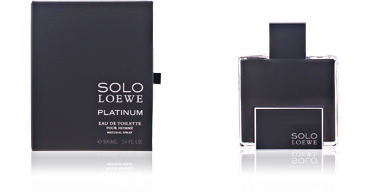 Loewe SOLO LOEWE PLATINUM edt spray 100 ml