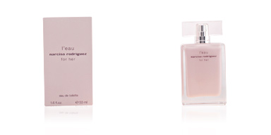 Narciso Rodriguez NARCISO RODRIGUEZ FOR HER L'EAU eau de toilette spray 50 ml