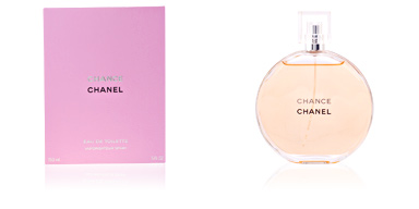 CHANCE eau de toilette vaporizador 150 ml Chanel