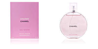 CHANCE EAU TENDRE eau de toilette vaporizador 150 ml Chanel