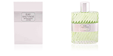 Aftershave EAU SAUVAGE after-shave lotion Dior
