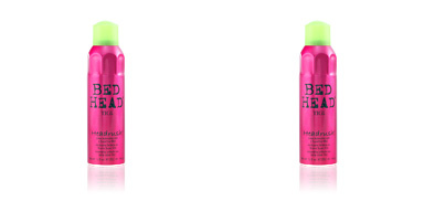 Haarstyling-Fixierer und Styling BED HEAD headrush mist Tigi