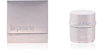 Skin lightening cream & brightener WHITE CAVIAR illuminating eye cream La Prairie