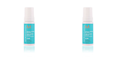 Fixation et Finition CURL control mousse Moroccanoil