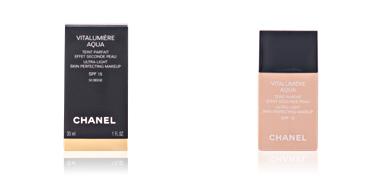 Base de maquillaje VITALUMIÈRE AQUA teint parfait Chanel