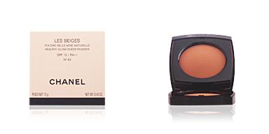 Chanel LES BEIGES poudre #40 12 gr