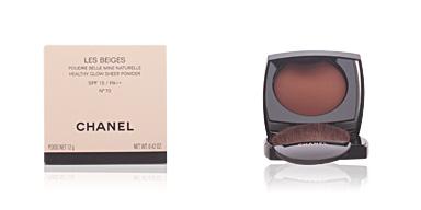 Chanel LES BEIGES poudre #70 12 gr
