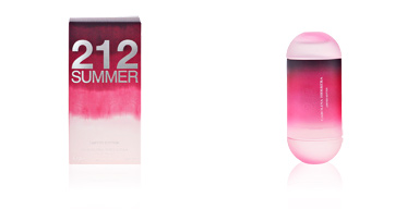 Carolina Herrera 212 SUMMER 2013 limited edition eau de toilette spray 60 ml