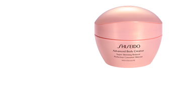 Traitements et crèmes réductrices ADVANCED BODY CREATOR super slimming reducer Shiseido