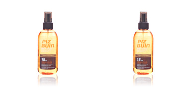 WET SKIN transparent sun spray SPF15 Piz Buin