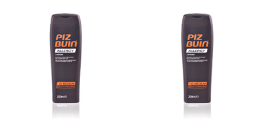 ALLERGY lotion SPF15 medium Piz Buin