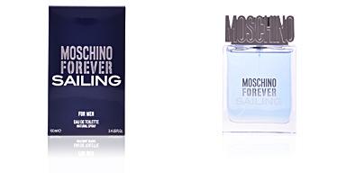 MOSCHINO FOREVER SAILING eau de toilette vaporizador Moschino