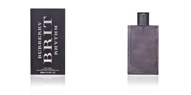 BRIT RHYTHM FOR HIM eau de toilette vaporizzatore Burberry