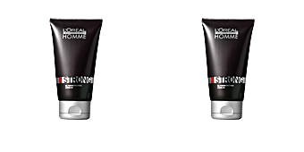 Hair styling product HOMME strong hold gel L'Oréal Professionnel