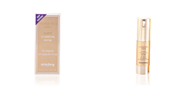 Dark circles, eye bags & under eyes cream SUPREMYA la nuit yeux Sisley